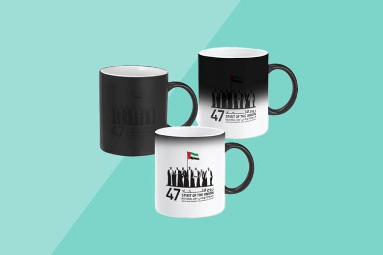 Magic Mug Printing Dubai