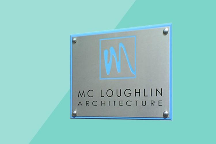 Metal Name Plate Printing Dubai