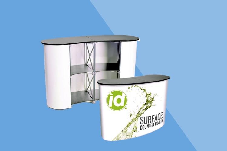 Popup Table Counter Printing Dubai