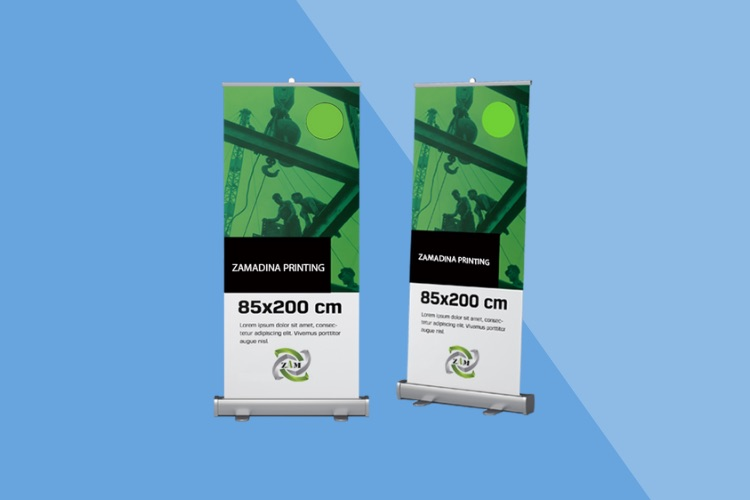 Rollup Banner Printing Dubai2