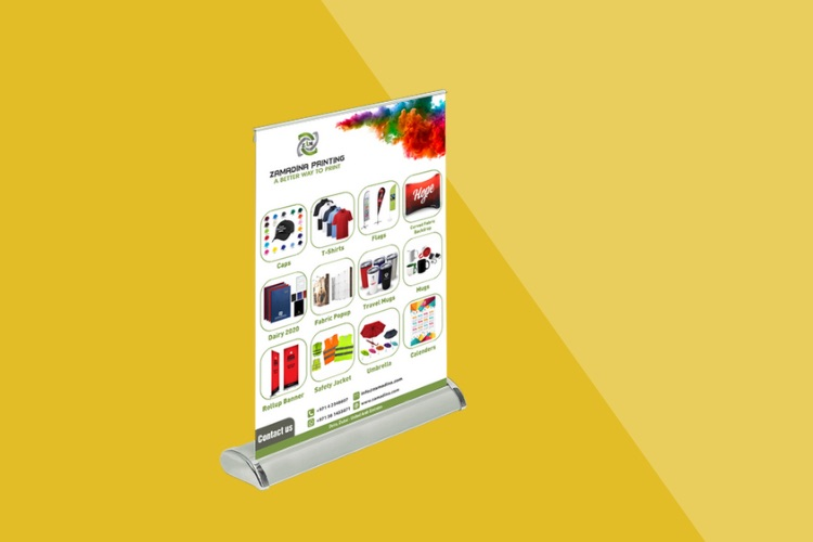 Rollup Banner Printing Dubai3