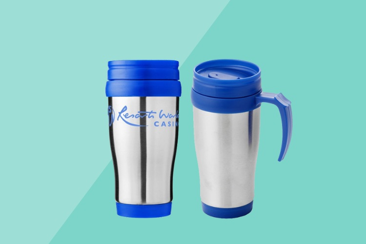 Travel Mug Printing Dubai
