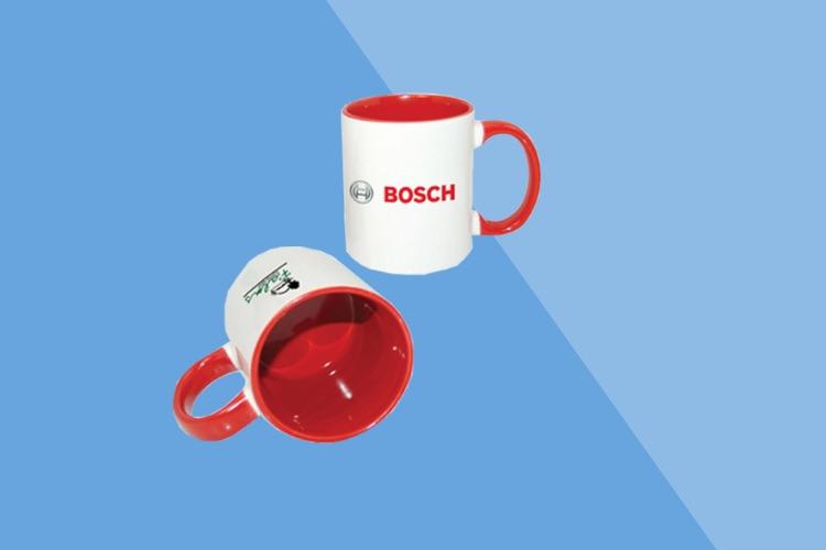 Two Tone Mug Printing Dubai