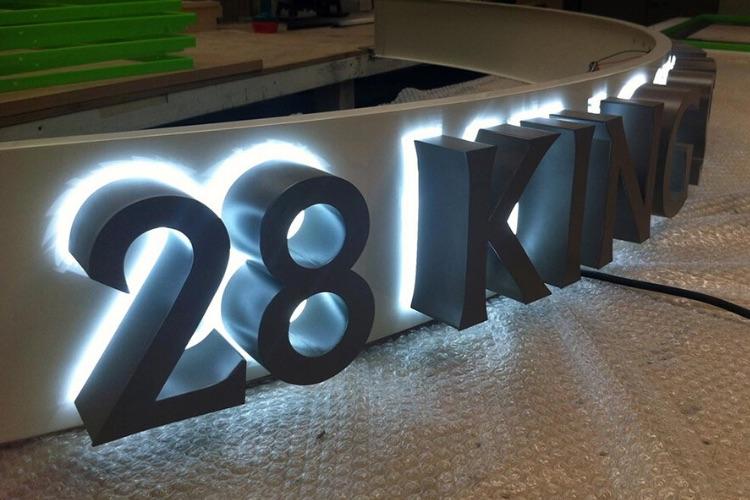3D Letters Printing Dubai