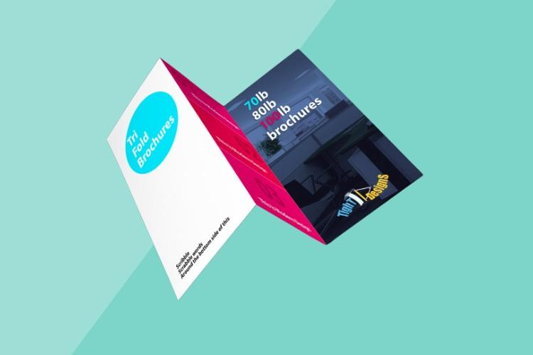 Brochures printing dubai
