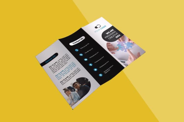 Brochures printing dubai 2