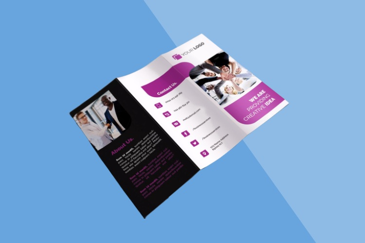 Brochures printing dubai 4