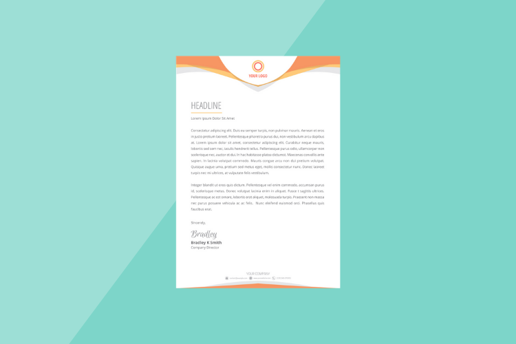 Letterhead Printing Dubai 4