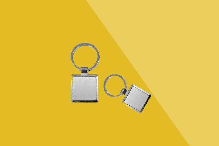 Metal Keychain printing in dubai2
