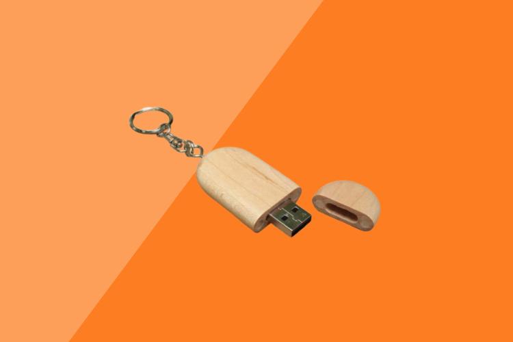 wooden USB Printing Dubai